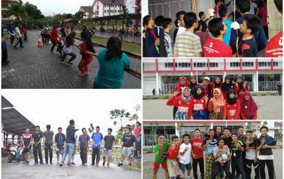 Modifikasi Permainan dan Olahraga dalam Dorm Sport Fun Games part 1