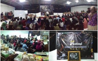 Food Festival 2017, Indahnya Berbagi Cita Rasa Nusantara