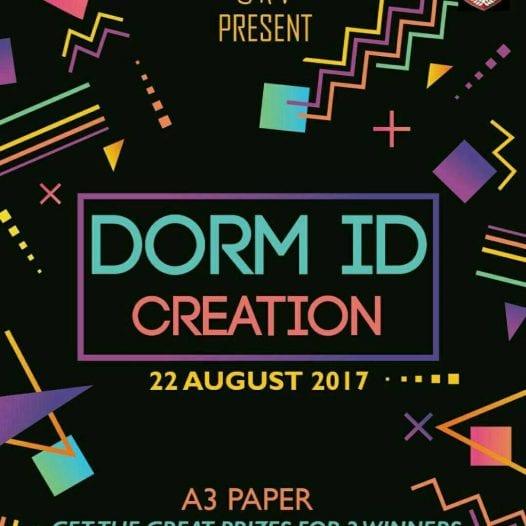 Kreasi Dorm ID 2017/2018