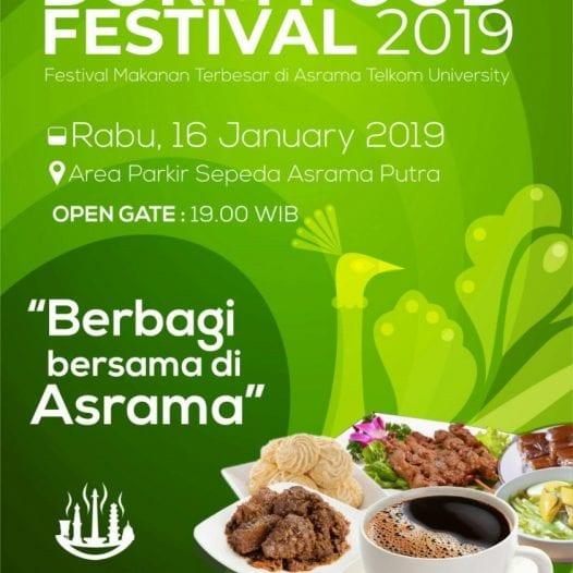 Dorm Food Festival 2018/2019